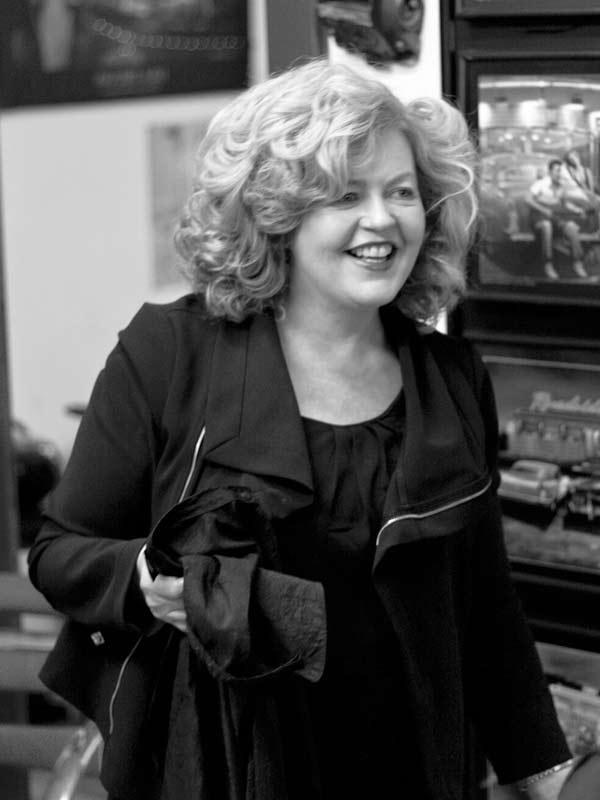 Gemma Freeman 2014 portrait of Killorglin