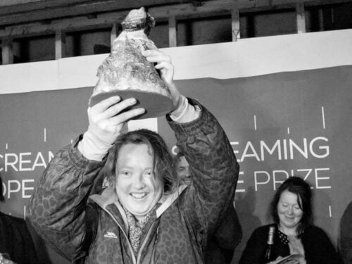 Lorraine McDonnell Screaming Pope Prize 2015