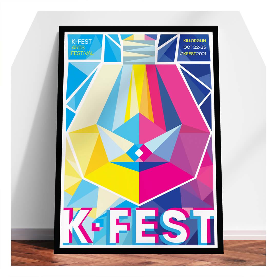 K-Fest 2021 Poster