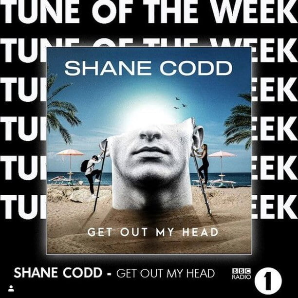 Get Out Of My Head Shane Codd