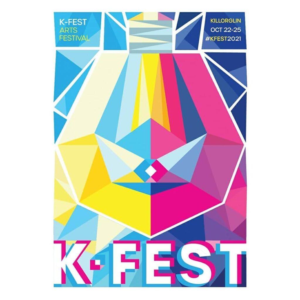 K Fest 2021 poster plain