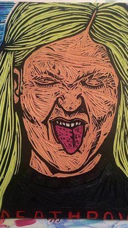 David Whelan Woodcutting Art 003