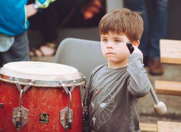Drum Dance Ireland at K-FEST