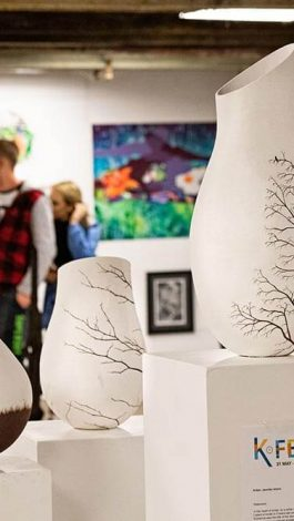 Pop-up Art Galleries K-FEST