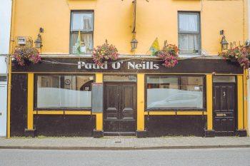 The BarN Bar behind Pauds Killorglin Co Kerry